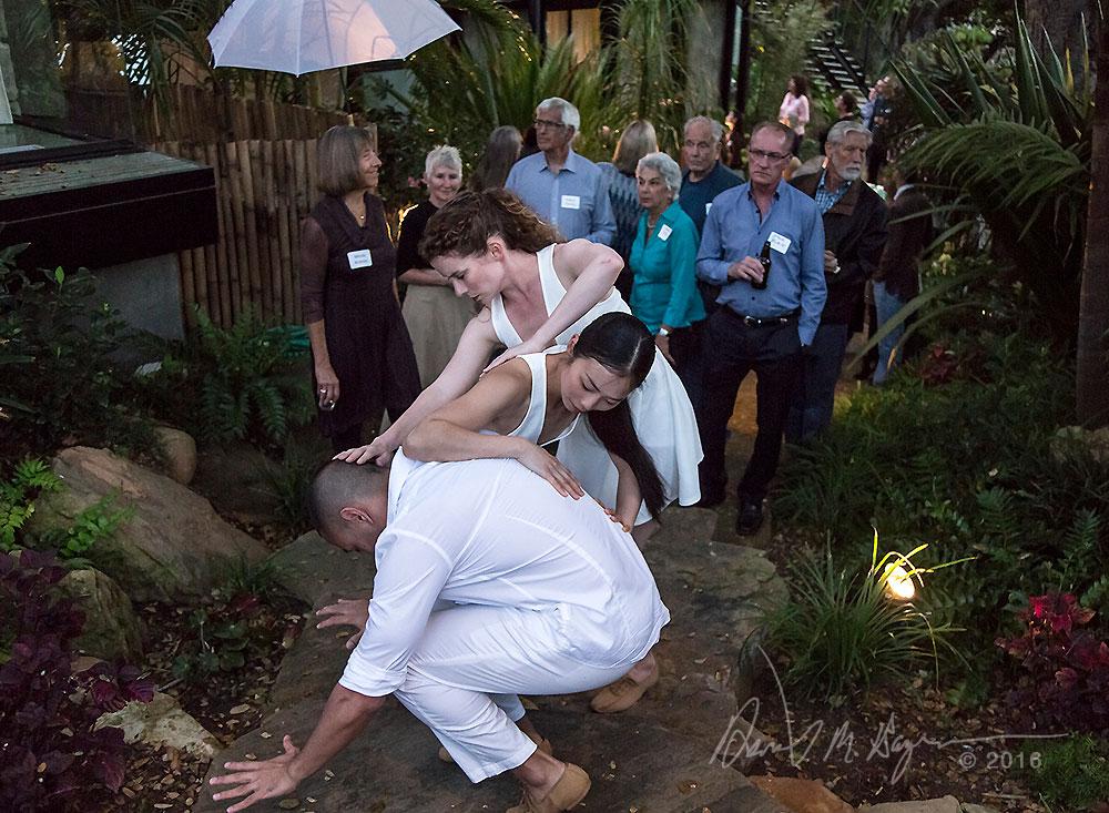 Margaret Jenkins Dance Co. 2/27/16 Vapnek residence