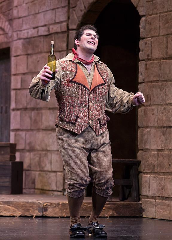 """Opera Santa Barbara - """"L'Elisir d'Amore"""" 3/2/16 Granada Theatre"""