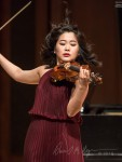 Kristin Lee, Camerata Pacifica 3/4/16 Hahn Hall
