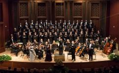 """Santa Barbara Choral Society - Handel's """"Messiah"""" 3/19/16 Hahn Hall MAW © David Bazemore"""