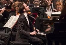 CAMA Santa Barbara - Orchestre Symphonique de Montréal, Daniil Trifonov - piano 3/24/16 Granada Theatre