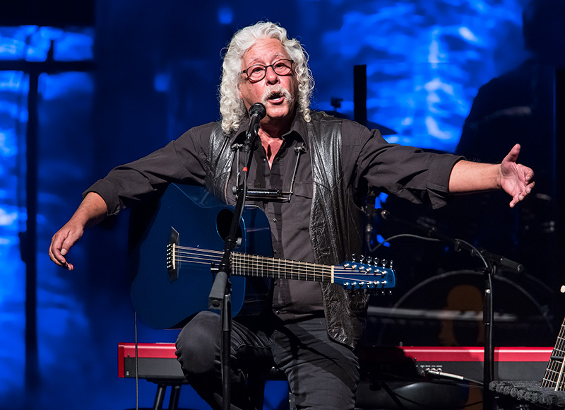 "Arlo Guthrie's ""Alice's Restaurant"" 50th Anniversary Tour"