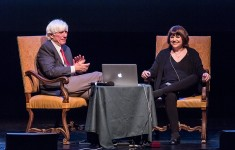 """A Conversation with Linda Ronstadt"" 4/21/16 Lobero Theatre"