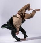 Vim Vigor Dance Company dancer Martin Durov - DANCEworks Santa Barbara publicity shoot 5/6/16 Lobero Theatre