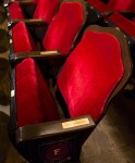 Get a plaque with your name on and you've always got a seat at the Lobero Theater!