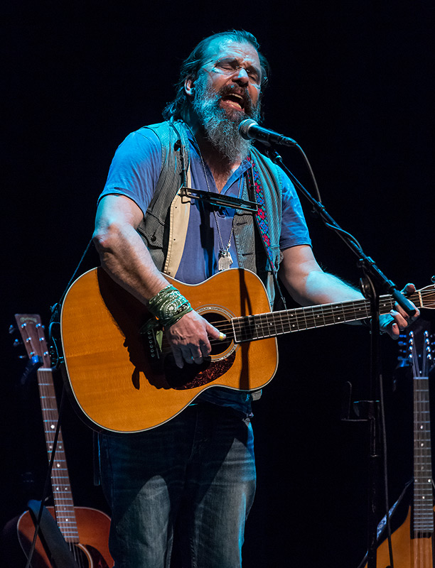 Steve Earle @ the Lobero Theatre 9/6/16