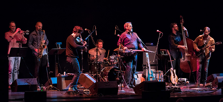 Photo of the Jerry Douglas Band