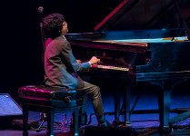 Joey Alexander swings at Campbell Hall - UCSB Arts & Lectures 10/16/16
