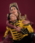 Harold Meers as Don Jose and Leann Sandel-Pantaleo as Carmen - Opera Santa Barbara 10/20/16 Alhecama Theatre