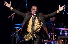Maceo Parker - UCSB Arts & Lectures 10/27/16 Campbell Hall