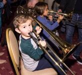 Santa Barbara Symphony Music Van pre-concert event 11/26/16 The Granada Theatre