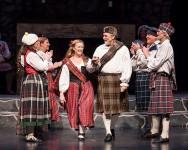 "Scottish Reel - Santa Barbara Revels: ""A Scottishe Celebration of the Winter Solstice"" 12/16/16 The Lobero Theatre"