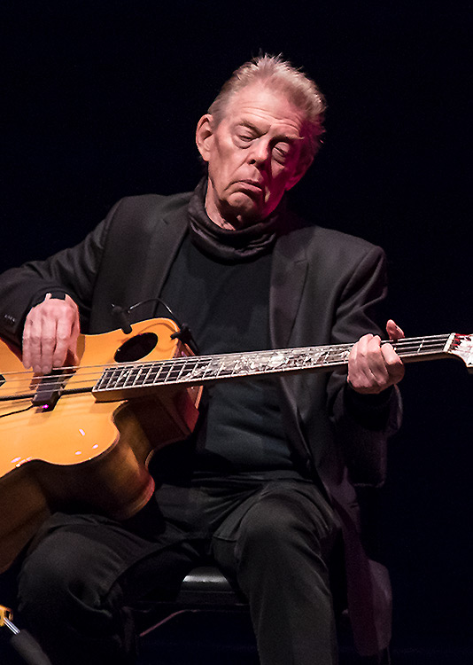 Hot Tuna: Jack Casady 2/17/17 The Lobero Theatre