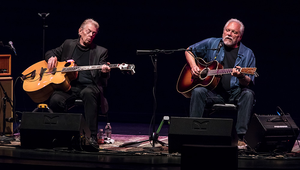 Hot Tuna: Jack Casady and Jorma Kaukonen 2/17/17 The Lobero Theatre