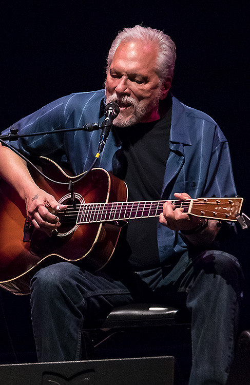 Hot Tuna: Jorma Kaukonen 2/17/17 The Lobero Theatre
