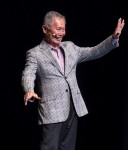 George Takei at the ArlingtonTheatre - UCSB Arts & Lectures 2/15/17