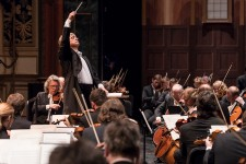 Conductor Nikolay Alexeev leads the ST. Petersburg Symphony Orchestra - CAMA Santa Barbara 3/14/17 The Granada Theatre