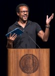 Colson Whitehead lecture @ UCSB Arts & Lectures 4/5/17 UCSB Campbell Hall