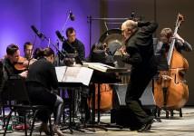 """Steven Schick & members of ICE perfom Strvinsky's """"Rite of Spring"""" - Ojai Music Festival 6/10/17 Libbey Bowl"""